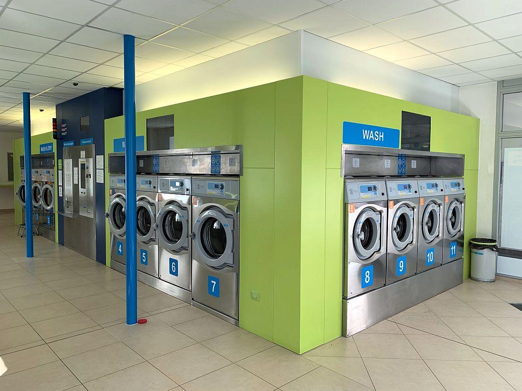 Laundromat Salzburg machines