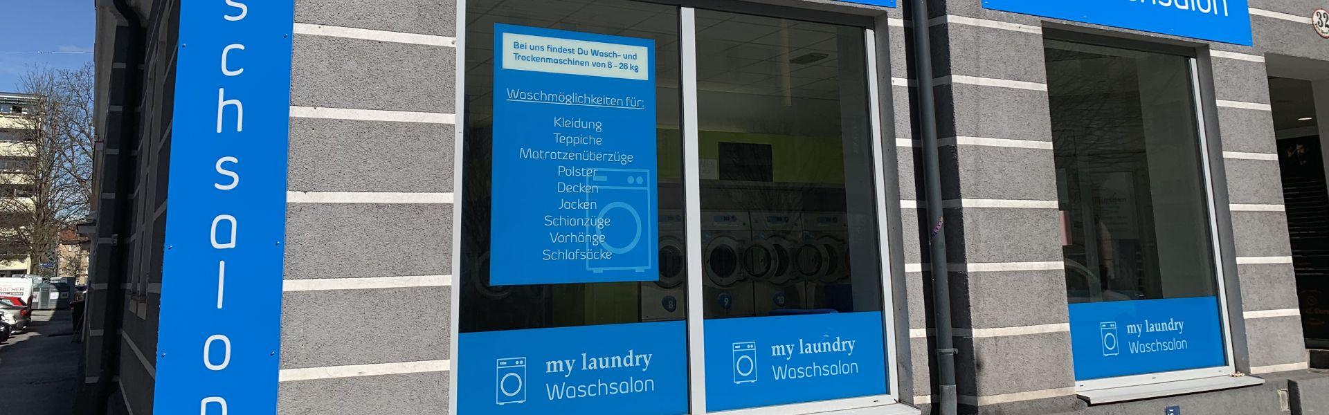 Laundromat Salzburg